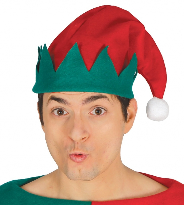 gorro duende elfo natal catalogo a casa do carnaval almeida
