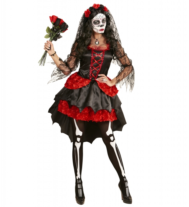 FATO CAVEIRA MEXICANA - CARNAVAL - Catalogo   A Casa do Carnaval ... 2e2363b21e