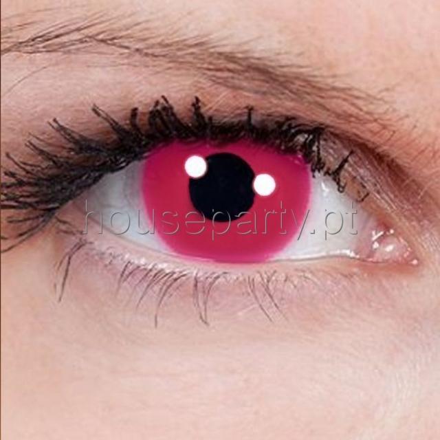 26dbfb228 Lentes de Contacto Efeitos Especiais Rosa - CARNAVAL - Catalogo   A ...