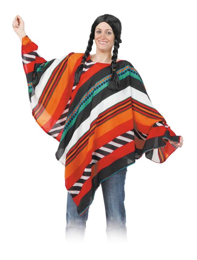 Poncho Mexicano - CARNAVAL - Catalogo  fab612b6ff3