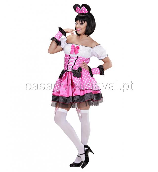 923175c2e Fato Minnie Rosa - CARNAVAL - Catalogo