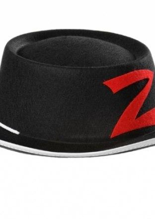 Chapeu de Zorro Feltro Criança - CHAPÉUS  a08fb62a58e