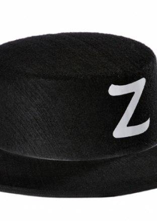 Chapeu de Zorro Feltro - CHAPÉUS  9bc85aa4e74