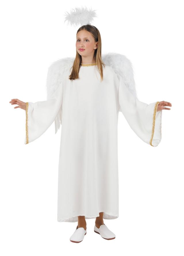Fato de anjo carnaval catalogo a casa do carnaval - Trajes de angelitos para ninos ...