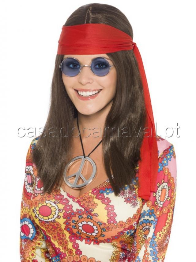 Kit hippie mulher carnaval catalogo a casa do - Ropa hippie moderna ...